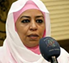 H.E. Mrs Amira Elfadil Mohammed Elfadil, Commissioner for Social Affairs, Africa Union Commission