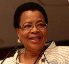 H.E. Mrs Graça Machel, Chairperson, International Board of Trustees,  ACPF