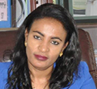 H.E. Mrs Yalem-Tsegay, Minister of Women, Children & Youth, Federal Democratic Republic of Ethiopia